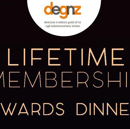 Lifetime members dinner banner