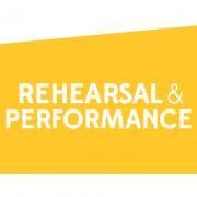 Rehearsal & Performance logo