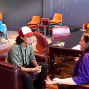 Speed Pitching - DEGNZ Women Filmmakers Incubator