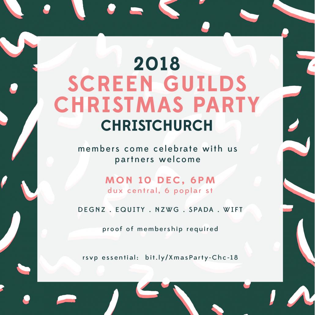 Christchurch invite