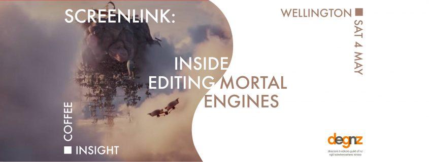 Inside Editing Mortal Engines