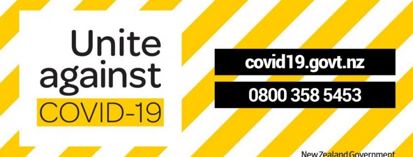Unite against COVID-19