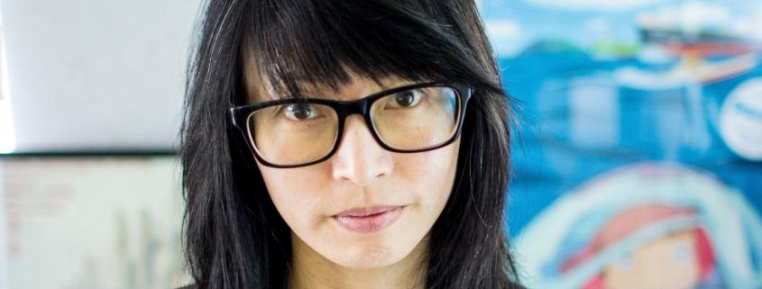 Editor Chia Hsu