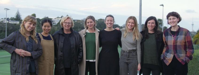 The 2020 Incubator participants with facilitator Philippa Campbell