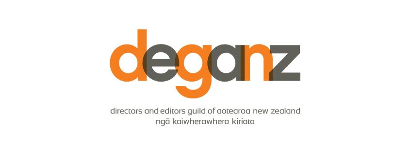 DEGANZ logo appearing as 'deganz'